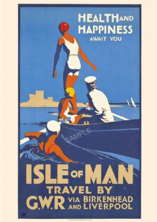 Isle of Man, Health & Happiness IOM